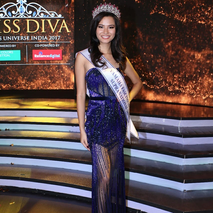 Peden Ongmu Namgyal Miss Supranational India 2017.jpg