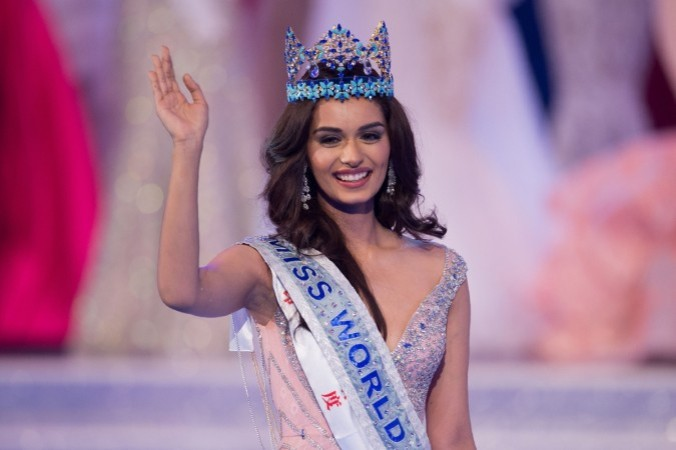 manushi chhillar from india is miss world 2017
