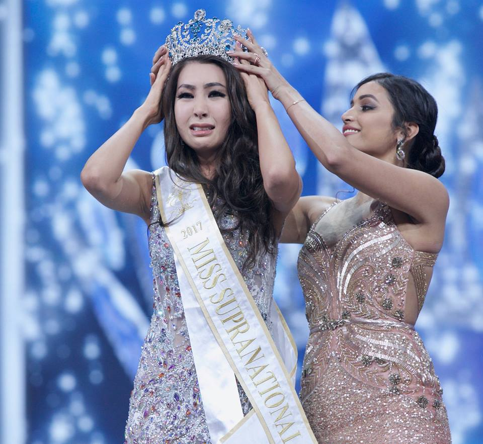 Miss Supranational 2017 Jenny kim korea