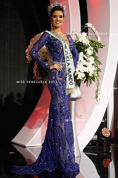 Evening Gown Miss Venezuela 2018