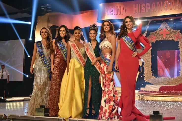 Reina Hispanoamericana 2017