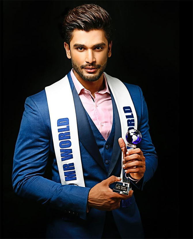 rohit khandelwal to judge miss world 2017