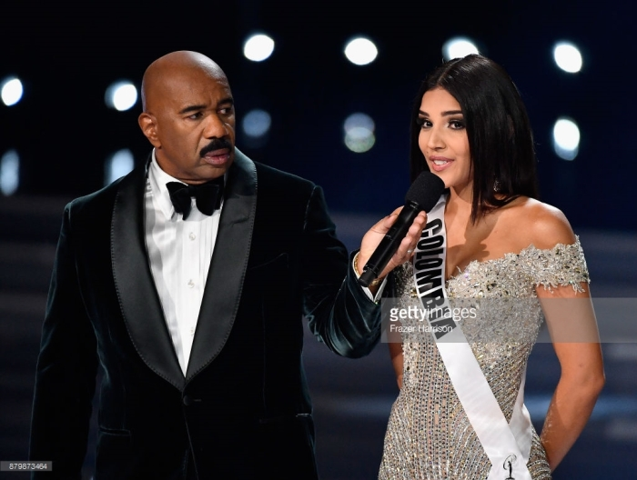 Laura González Miss Universe 2017 Colombia Final Answer.jpg