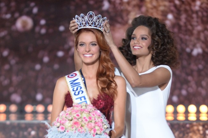 Maeva Coucke Crowned Miss France 2018