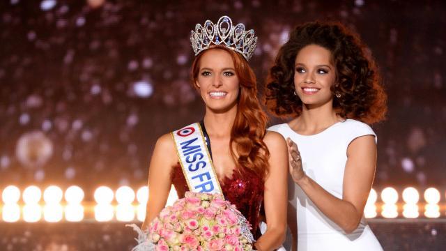 Miss France 2018 Maeva Coucke