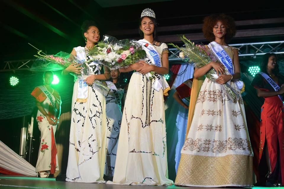 Miss Madagascar 2018 World 2018