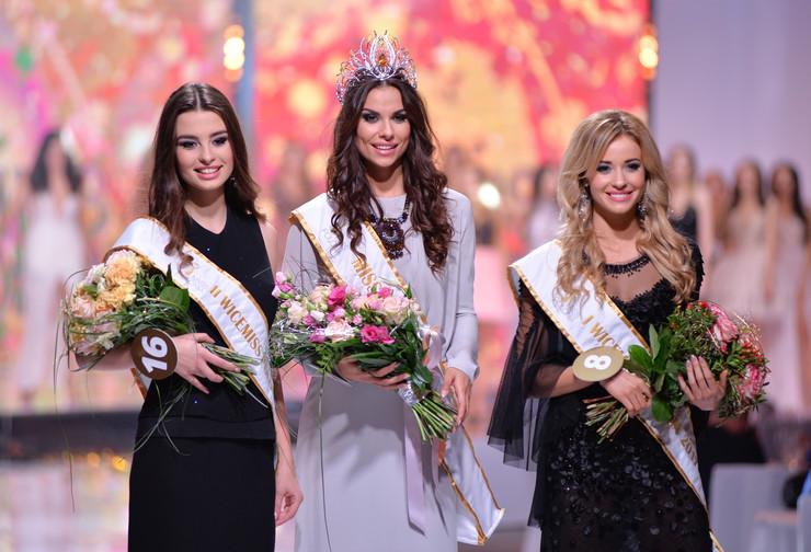 Miss Polonia 2018 Agata Biernat
