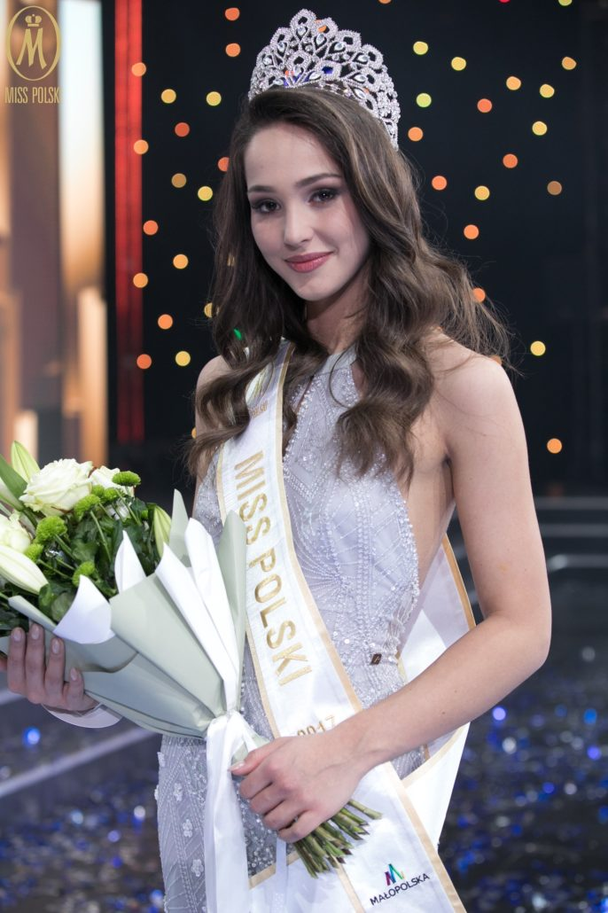 Miss World Poland 2018 Kamila Swierc Miss Polski 2017.jpg