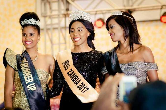 Musa Kalaluka Miss World 2018 Zambia