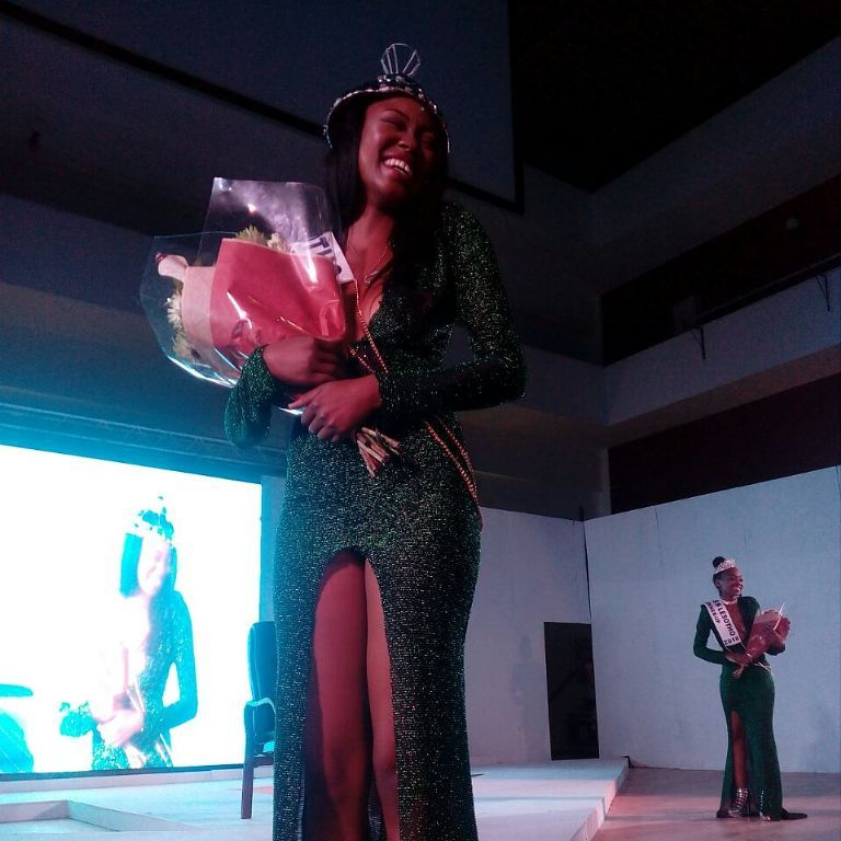 Rethabile Bile Thaathaa miss lesotho world 2018.jpg