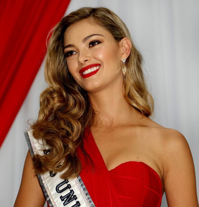 demi leigh nel peters miss universe 2017