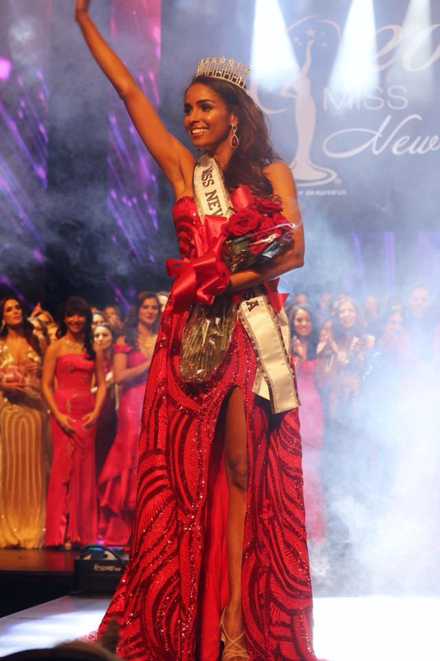 Genesis Camila Suero Crowned Miss New York USA 2018