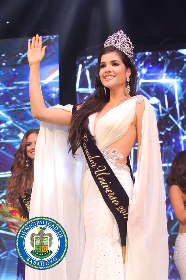 Meet The Contestants of Miss Universe Ecuador 2018 Here!