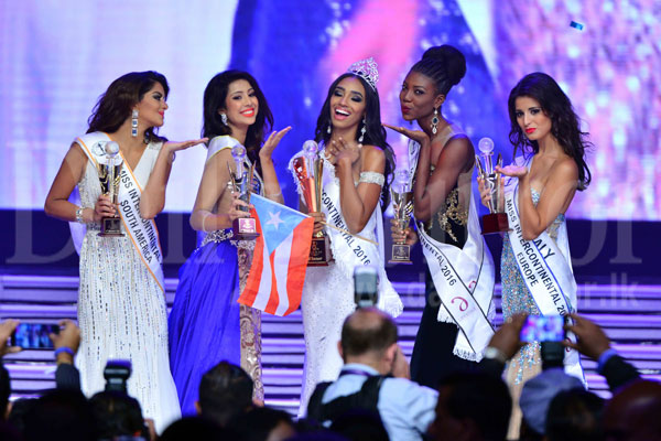 miss intercontinental 2017 crowned