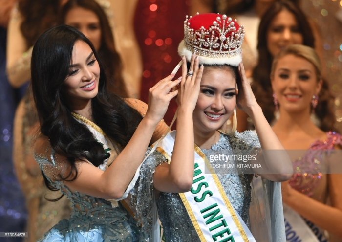 miss international 2018 contestants