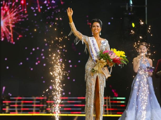 miss vietnam universe 2018 crowned hhen nie