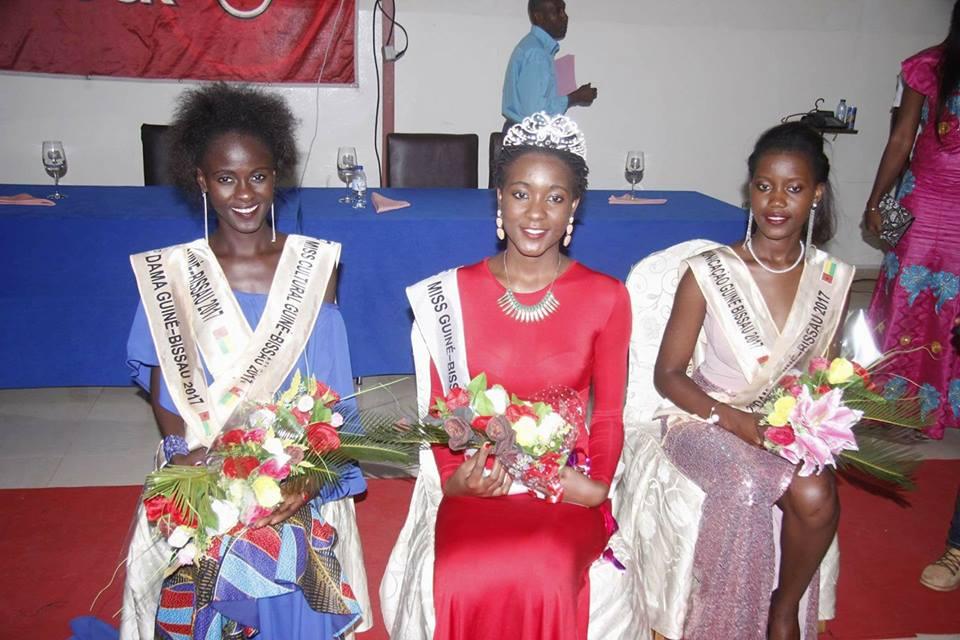 MIss World Guinea Bisau 2018 Zara Josefa Mendes