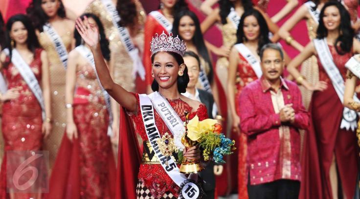 puteri indonesia 2018 contestants date venue