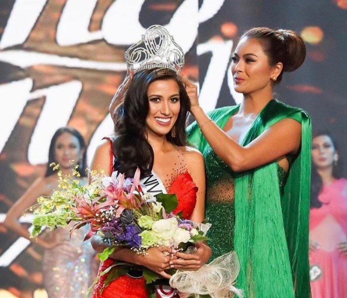 rachel peters miss universe philippines 2018