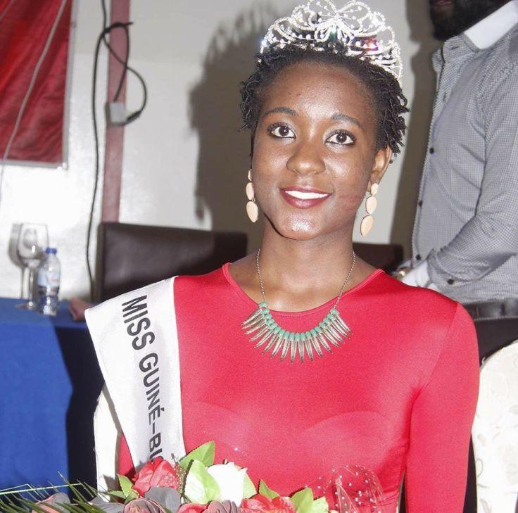 Zara Josefa Mendes Guinea Bisau Miss World 2018