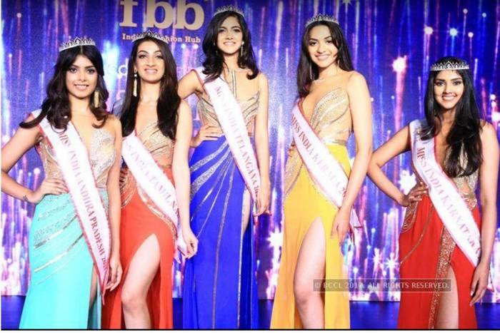 femina miss india south 2018