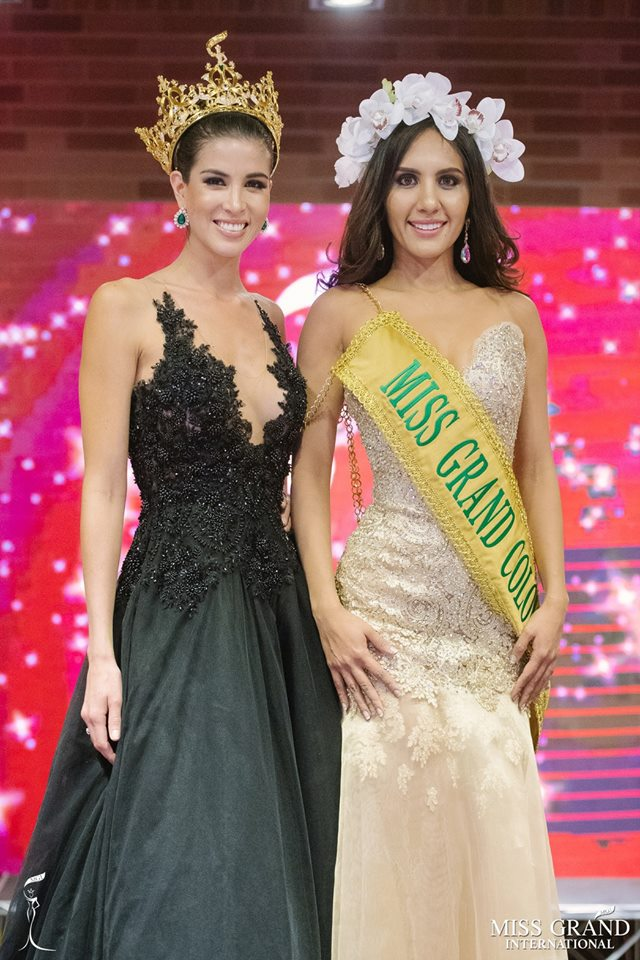 genesis quintero miss grand colombia 2018