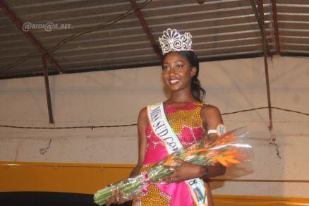 Kolia Erica - Miss Ivory Coast 2018 – Aboisso