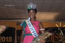 N'Guessan Carole – Miss Ivory Coast 2018 - Daoukro