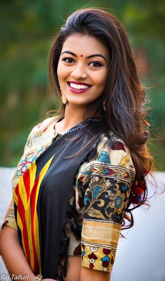 Shreya Kamavarapu.