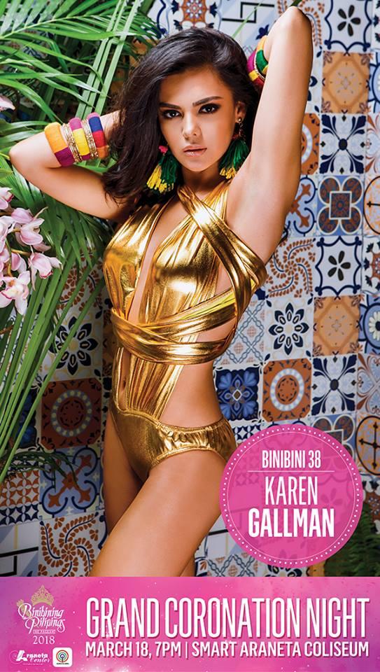 Binibini38 Karen Gallman