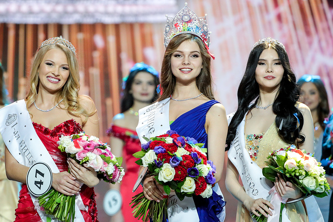 2018 Miss Russia National Beauty Contest final show