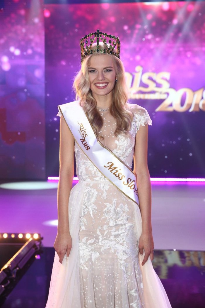 Dominika Grecová Crowned Miss Slovensko 2018 | The