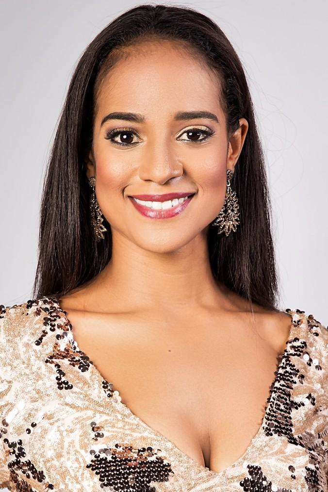 Solange Sinclair - Miss Jamaica World 2017