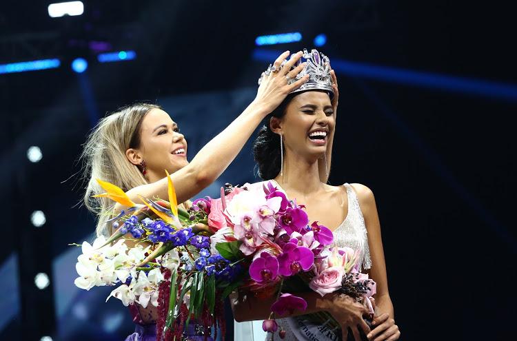 miss south africa 2018 tamaryn greene