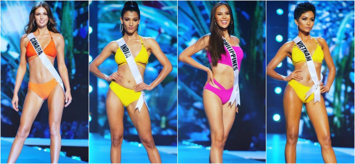 c94e918b1b2d8 Miss Universe 2018: 10 Best Swimsuit Round Performances! | The Kaleidoscope  of Pageantry