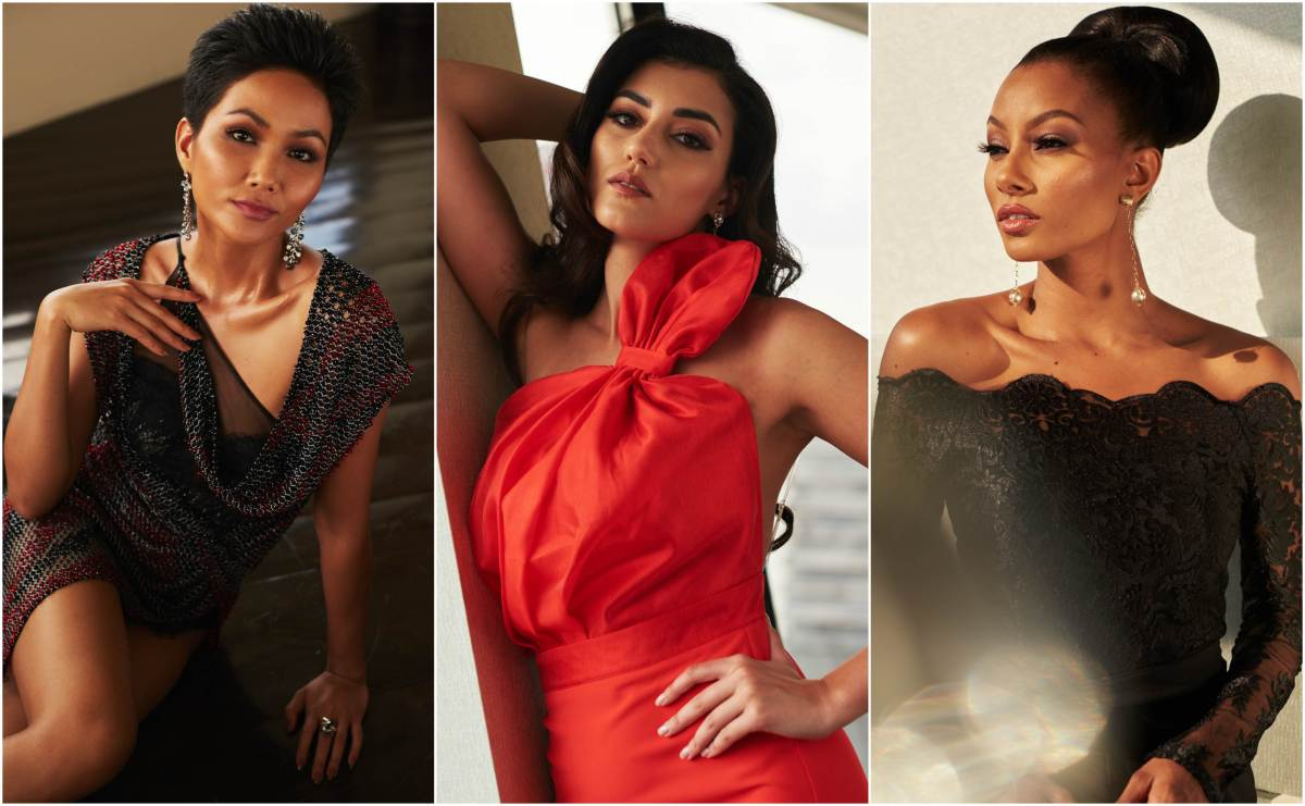 Miss Universe 2018: Evening Gown Photoshoot! | The
