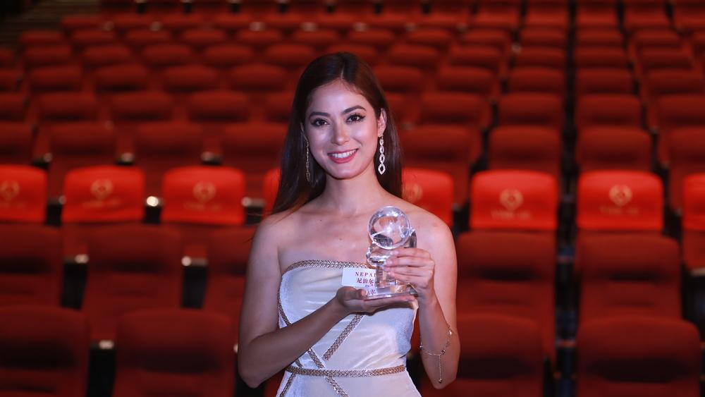 nepal miss world 2018 bwap winner